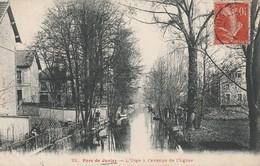 91 - JUVISY - Parc De Juvisy - L' Orge à L'avenue De L' Eglise - Juvisy-sur-Orge