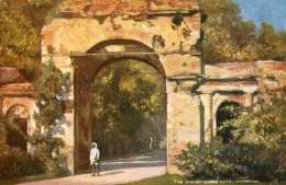 PAKISTAN (India) Tuck Oilette Artcard Series 7236 - The Bailley Guard Gate Lucknow - Pakistan
