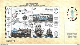 Spain 1987 - Espamer'87 - 1931-Hoy: 2ª República - ... Juan Carlos I