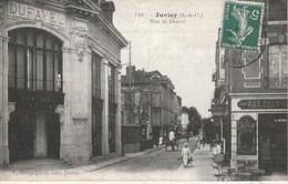 91 - JUVISY - Rue De Draveil - Juvisy-sur-Orge