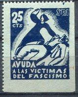 POLITICAS    S.R.I.   Ayuda A Las Victimas    -429 - Emisiones Repúblicanas