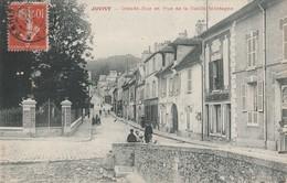 91 - JUVISY - Grande Rue Et Rue De La Vieille Montagne - Juvisy-sur-Orge