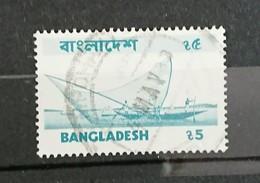 Bangladesh 1973 -   YT 91 Scott 54 Fishing Boat Bateau De Peche Oblitéré - Bangladesh