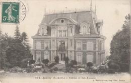 91 - JUVISY - Château De Bel Fontaine - Juvisy-sur-Orge