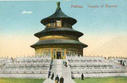 CHINA - Peking - Temple Of Heaven - China