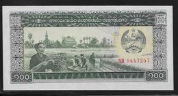 Laos - 100 Kip - Pick N°30 - NEUF - Laos