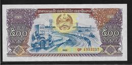 Laos - 500 Kip - Pick N°31 - NEUF - Laos