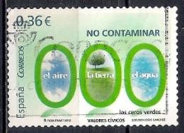 Spain 2012 - Civic Values - Self Adhesive Stamps - 1931-Today: 2nd Rep - ... Juan Carlos I