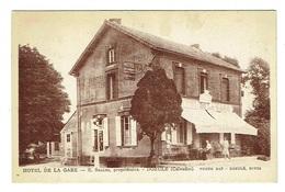CALVADOS 14 DOZULE Hôtel De La Gare E Salles Propriétaire - France