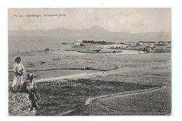 - CPA CARTHAGE (Tunisie) - L'ancien Port 1915 - Photo Lehnert & Landrock 351 - - Tunisie