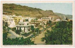 CPA SANTA CRUZ DE TENERIFE - Rambla Del General Franco - Tenerife