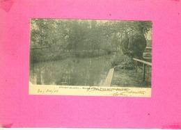 CP.  91.  JUVISY  SUR  ORGE.  RIVIERE  ORGE  PLACE  DE  L'HOTEL  DE  VILLE - Juvisy-sur-Orge