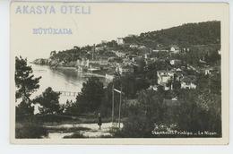 TURQUIE - STAMBOUL - ISTANBUL -  Prinkipo - Le Nizam - Turkey