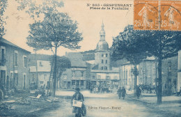 08 // GESPUNSART    Place De La Fontaine  805 - Autres Communes