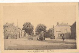 08 // GESPUNSART   La Place 1195 - Autres Communes
