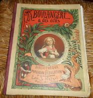 Superbe Livre La Boulangere A Des écus Edition Hetzel Dessins Par Frolich Gravés Par Matthis - Books, Magazines, Comics
