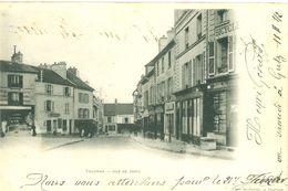 (77) TOURNAN : Rue De Paris (dos Non Divisé) - Tournan En Brie