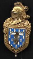 Insigne De Gendarmerie émaillé - Police & Gendarmerie