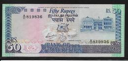 Maurice - 50 Rupees - Pick N°37 - SPL - Maurice