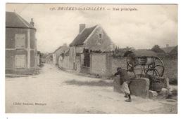 91 ESSONNE - BRIERES LES SCELLE(E)S Rue Principale (Voir Descriptif) - Autres Communes