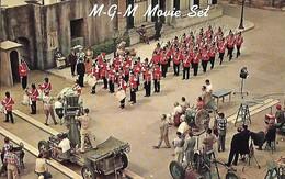 CARTE POSTALE ORIGINALE DE 9CM/14CM : HOLLYWOOD MOVIE SET SUDIOS IN CULVER CITY METRO GOLDWYN MAYER CALIFORNIA USA - Los Angeles