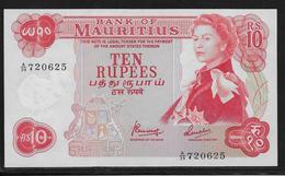 Maurice - 10 Rupees - Pick N°31 - NEUF - Mauritius