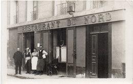 Carte Photo Non Localisée -  Restaurant Du Nord       (107168) - Ristoranti