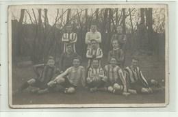 Aalst -  Fotokaart - Voetbalploeg 1914 , Foto Th Lhaire , Grammont - Aalst