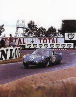 24 Heures Du Mans 1966  -  Alpine-Renault A210  -  Pilote: Henri Grandsire   -  15x10 PHOTO - Le Mans