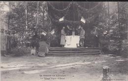MILITARIA---54----la Guerre En Lorraine--l'autel--( Guerre 1914-1918 )--voir 2 Scans - Guerra 1914-18