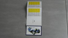 Calendrier 1988     Voiture    Bugatti 55 Roadster 1932 - Calendars