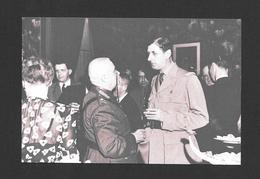 POLITIQUE - QUÉBEC 1944  LE GÉNÉRAL CHARLES DE GAULLE  1890 - 1970 - Personnages