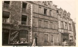Photographie De Bretagne, Le Croisic (44), Magasin De Chaussures Blanchot, Photo De 1937 - Lieux