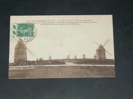 LES   HERBIERS       1910   /    VUE  MOULINS    ........  EDITEUR - Les Herbiers