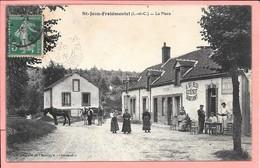 Saint Jean Froidmentel - La Place Animée - Autres Communes