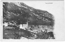 Carte Postale Ancienne De VUE DE CULOZ - France