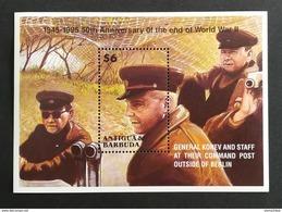 Antigua Barbuda 1998** Bl.316. 50th Anniuversary Of WW2 [19;24] - 2. Weltkrieg
