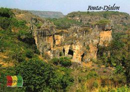 1 AK Guinea * Das Hochland Fouta-Djalon * - Guinea