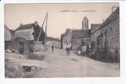 CAMPEL - ARRIVEE DE GUER - 35 - France