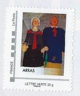 Géants Du Nord  ARRAS - Frankrijk