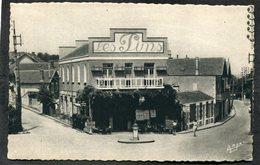 CPA - ILE OLERON - SAINT TROJAN - Hôtel Des Pins - Ile D'Oléron