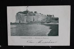 H-148 / Italie - Napoli (Naples) - Torregaveta - Dintorni Di Pozzuoli / Circule 1901 - Napoli (Naples)