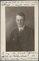 Vincent, A Scotsman In North America, C.1915 - AZO RP Postcard - Photographs