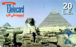 *EGITTO* - Scheda Usata - Egypt