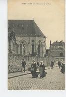 COUTANCES - Le Séminaire Et La Poste - Coutances