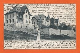 La Chaux-de-Fonds, RUE De TOURELLES 1904 - NE Neuchâtel