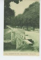 LA ROCHE SUR YON - Boulevard D' Italie - Pont Sur L'Yon - La Roche Sur Yon