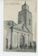 ILE D'YEU - L'Eglise De Port Joinville - Ile D'Yeu