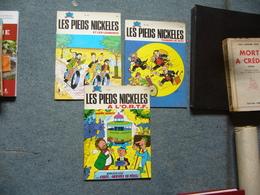 Pellos Les Pieds Nickeles N° 62-118-119 - Pieds Nickelés, Les