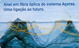 *PORTOGALLO - AZZORRE* -  Scheda A Chip Usata - Portugal
